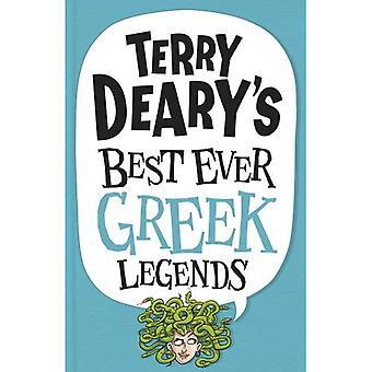 Terry Deary's Best Ever Greek Legends