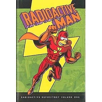 Simpsons Comics presenterar Radioactive Man - radioaktiva Repository volym 1
