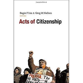Handlungen der Bürgerschaft
