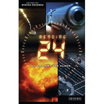 Lezen 24: TV tegen de klok (lezing hedendaagse televisie)