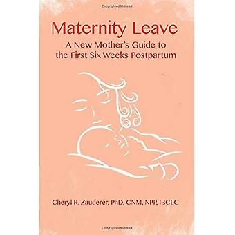 Maternity Leave: A New Mother's Guide to the First Six Weeks Postpartum