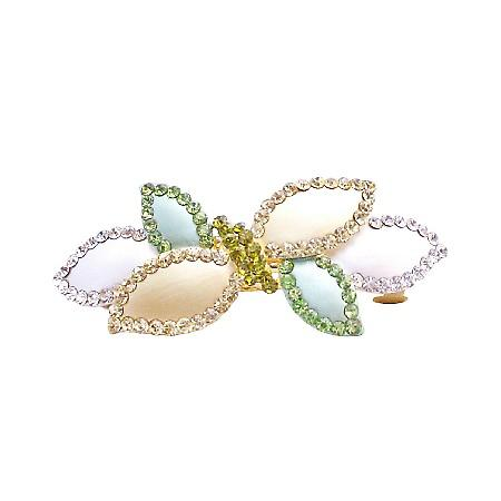 Sophisticated Vintage Influenced Hair Clips Barrette For All occasion