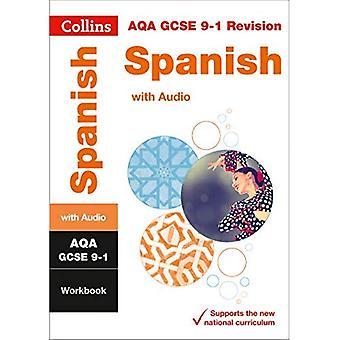AQA GCSE 9-1 Spanish Workbook (Collins GCSE 9-1 Revision) (Collins GCSE 9-1� Revision)