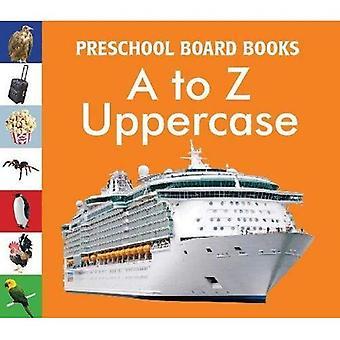 A To Z Upper Case