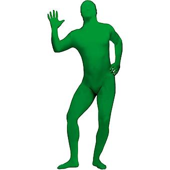 Grüne Haut Anzug Erwachsene