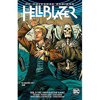 The Hellblazer Vol. 3 The Inspiration Game by Simon Oliver - 97814012