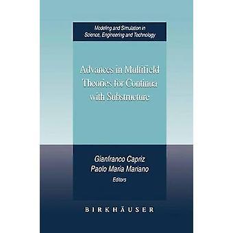 Avanços nas teorias multicampanha para contínua com subestrutura por Capriz & Gianfranco