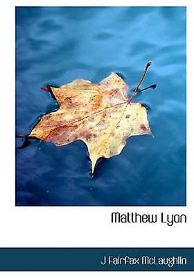 Matthew Lyon by McLaughlin & J Fairfax