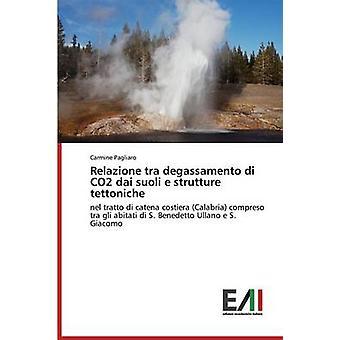 Relazione tra degassamento di CO2 dai suoli e strutture tettoniche by Pagliaro Carmine