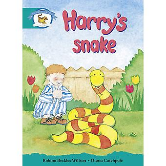 Literacy Edition Storyworlds Stage 6 - Animal World - Harry's Snake b