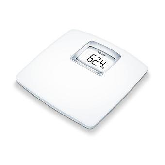 Digital Beurer 741.10 white bathroom scale