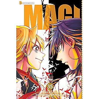 Magi: The Labyrinth of Magic, Vol. 35 (Magi)