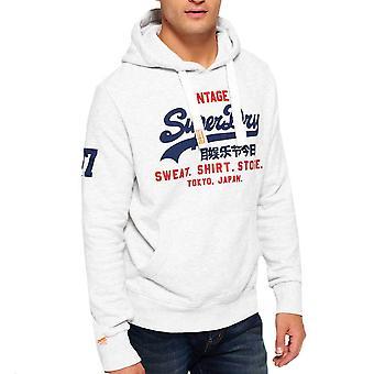 Superdry heren Sweat Shirt winkel Hoodie
