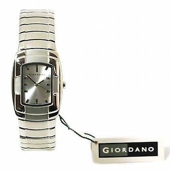 Giordano Silver Dial Bracelet Strap Ladies Dress Watch 2055-2