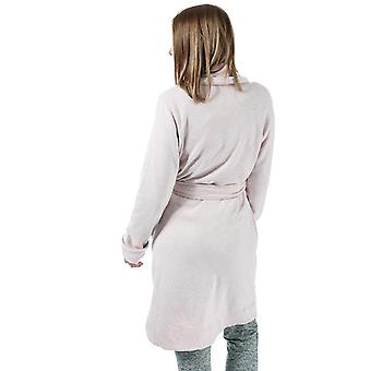 Womens Ugg Australia Duffield Ii Dressing Gown In Sachet Pink Heather