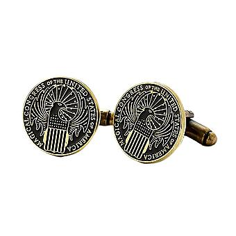 Fantastic Beasts and Where to Find Them Magical Congress Cufflinks