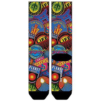 Ready Player One AOP Sublimated Crew Sock  - ONE SIZE