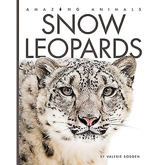 Snow Leopards by Valerie Bodden - 9781628325003 Book