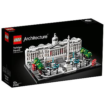 LEGO architecture 21045 Trafalgar Square avec National Gallery