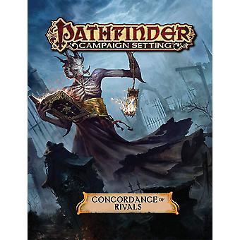 Pathfinder-Kampagne setzt Kontertanz von Rivalen ein
