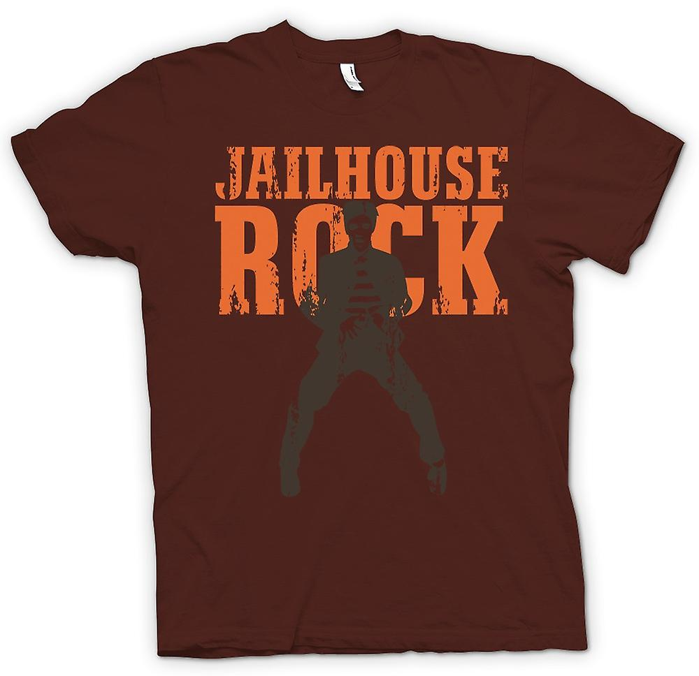 Mens T-shirt - Jailhouse Rock - Elvis