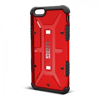 UAG iPhone 6 Plus and 6s Plus Composite Case Magma Black