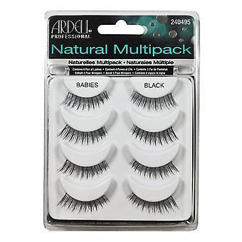 Ardell Multipack Babies Black Easy To Apply Full False Eye Lashes