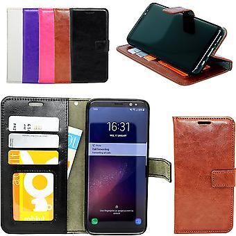 Lederen Case/portemonnee-Samsung Galaxy J5