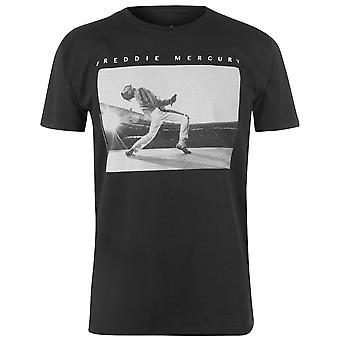 Official Mens T Shirt T-Shirt Tee Top Freddie Mercury