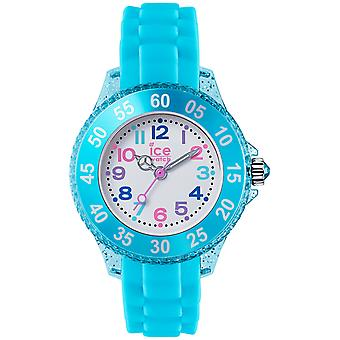 Ice Watch Ice Princess japanska kvarts analog barnvakt med silikonarmband IC016415