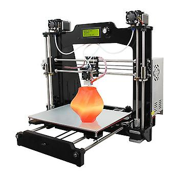 Geeetech prusa i3 m201 3d printer - use 2 colors and filaments at once, color mixing, large printing volume, high precision