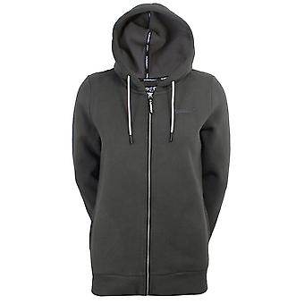 Superdry ol elite women's slate zipped hoody