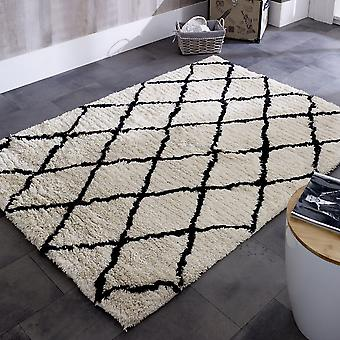 Cassie 04 Onyx Rugs By Concept In Charcoal