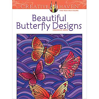 Dover Publications-Creative Haven Beautiful Butterfly DOV-49456