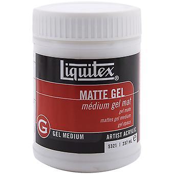 Liquitex Mat Gel acryl middellange 8 Ounces 5321