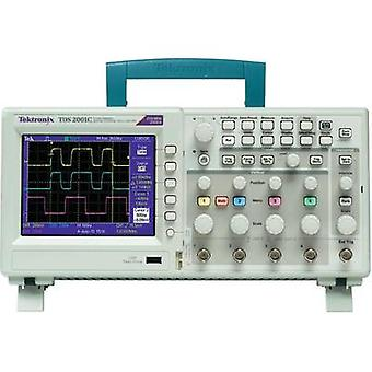 Digital Tektronix TDS2022C 200 MHz 2-channel 2 null 2.5 null 8 Bit Digital storage (DSO), Spectrum analyzer