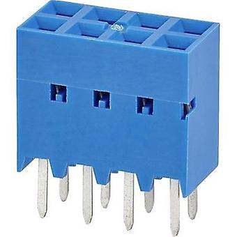 Receptacles (standard) No. of rows: 2 Pins per row: 4 FCI 87606-304LF 1 pc(s)