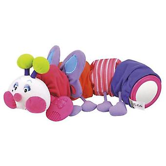 K's Kids Caterpillar With Teddy Teether (Giocattoli , Prescolare , Bambole Peluches)