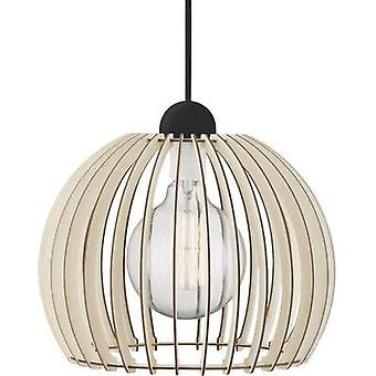 Pendant light E27 60 W Nordlux 84833014 Wood