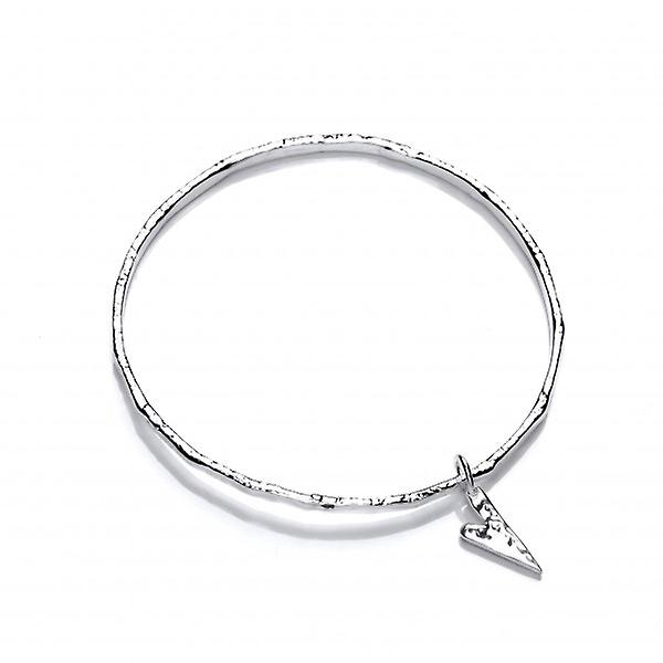 Cavendish French Young at Heart Silver Bangle