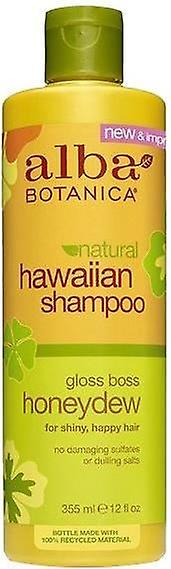 Alba Botanica Natural Hawaiian Shampoo Gloss Boss Honeydew