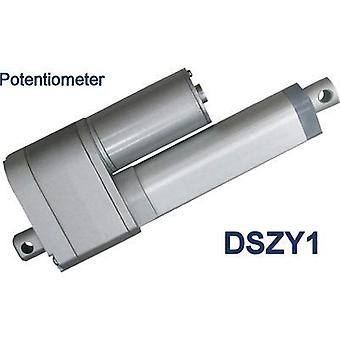 Mount 12 Vdc Stroke length 200 mm 1000 N Drive-System Europe DSZY1-12-40-200-POT-IP65