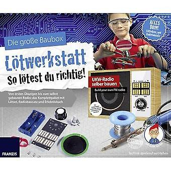 Assembly kit Franzis Verlag 65352 14 years and over