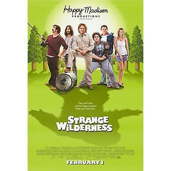 Strange Wilderness Movie Poster (11 x 17)