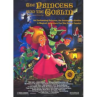 The Princess and the Goblin Movie Poster (11 x 17)