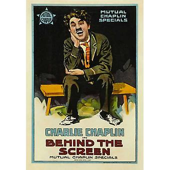 Behind the Screen Movie Poster (11 x 17)
