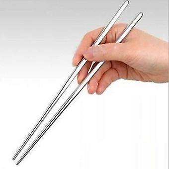 Chopsticks stainless steel rods stainless steel dishwashers chopsticks Asia suitable