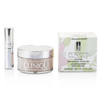 Clinique Blended Face Powder + Brush - No. 08 Transparency Neutral - 35g/1.2oz