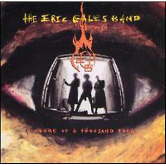 Eric Gales Band - Picture of a Thousand Faces [CD] USA import