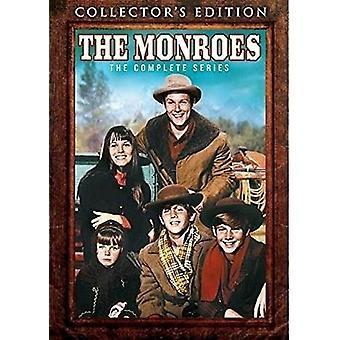 Monroes: Die Komplettserie [DVD] USA importieren
